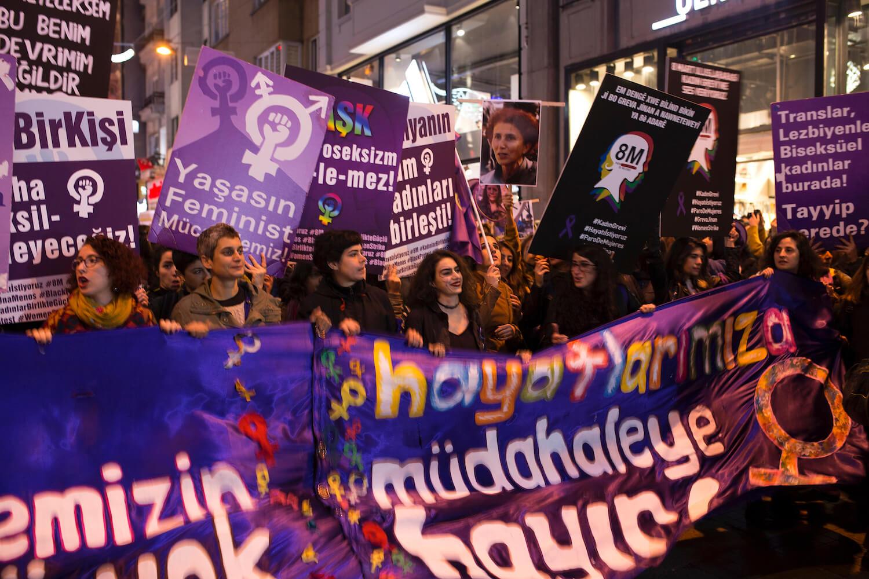 8th March International Womens Day, 2017