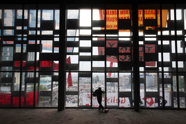 Gezi Park Protests, 2013