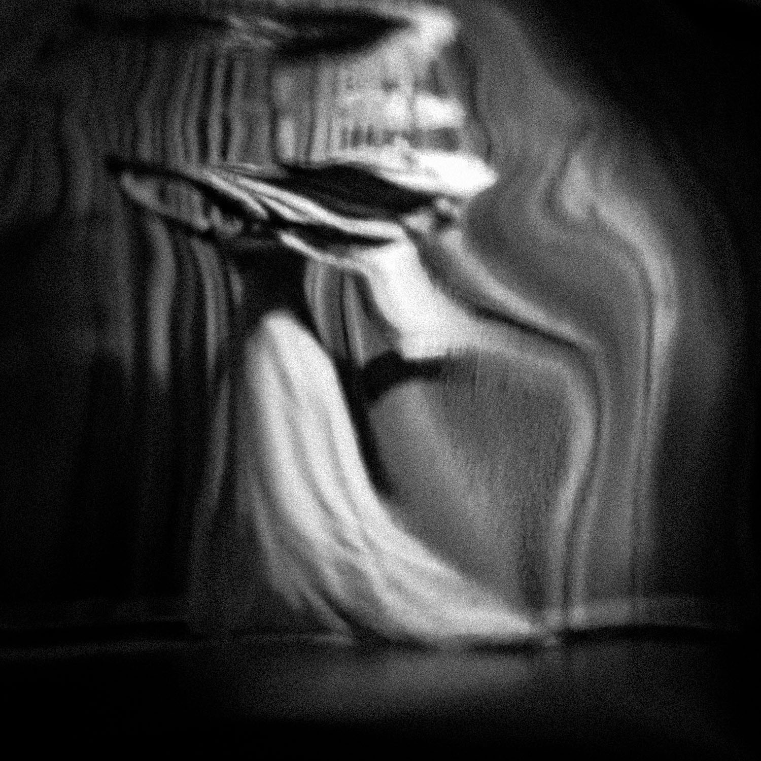 DIstortion 32 2020 15 in x 15 in carbon pigment print