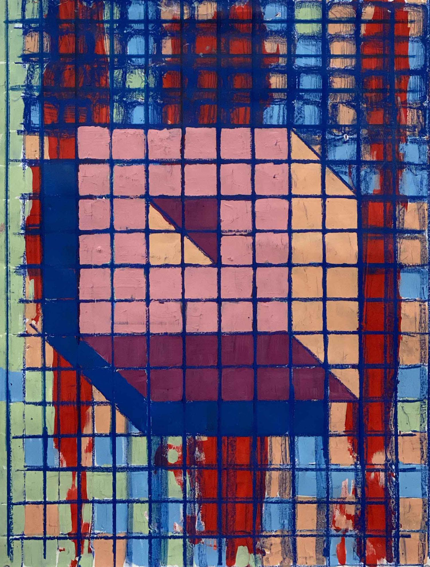 Philip Lique, 24x36
