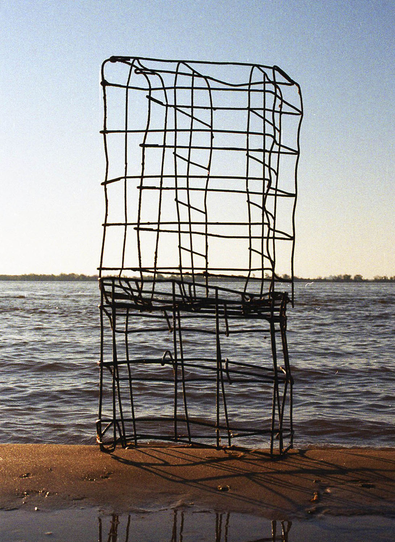 Monumento. Fotografia analogica de toma directa. Impresion Gicleé. 2016