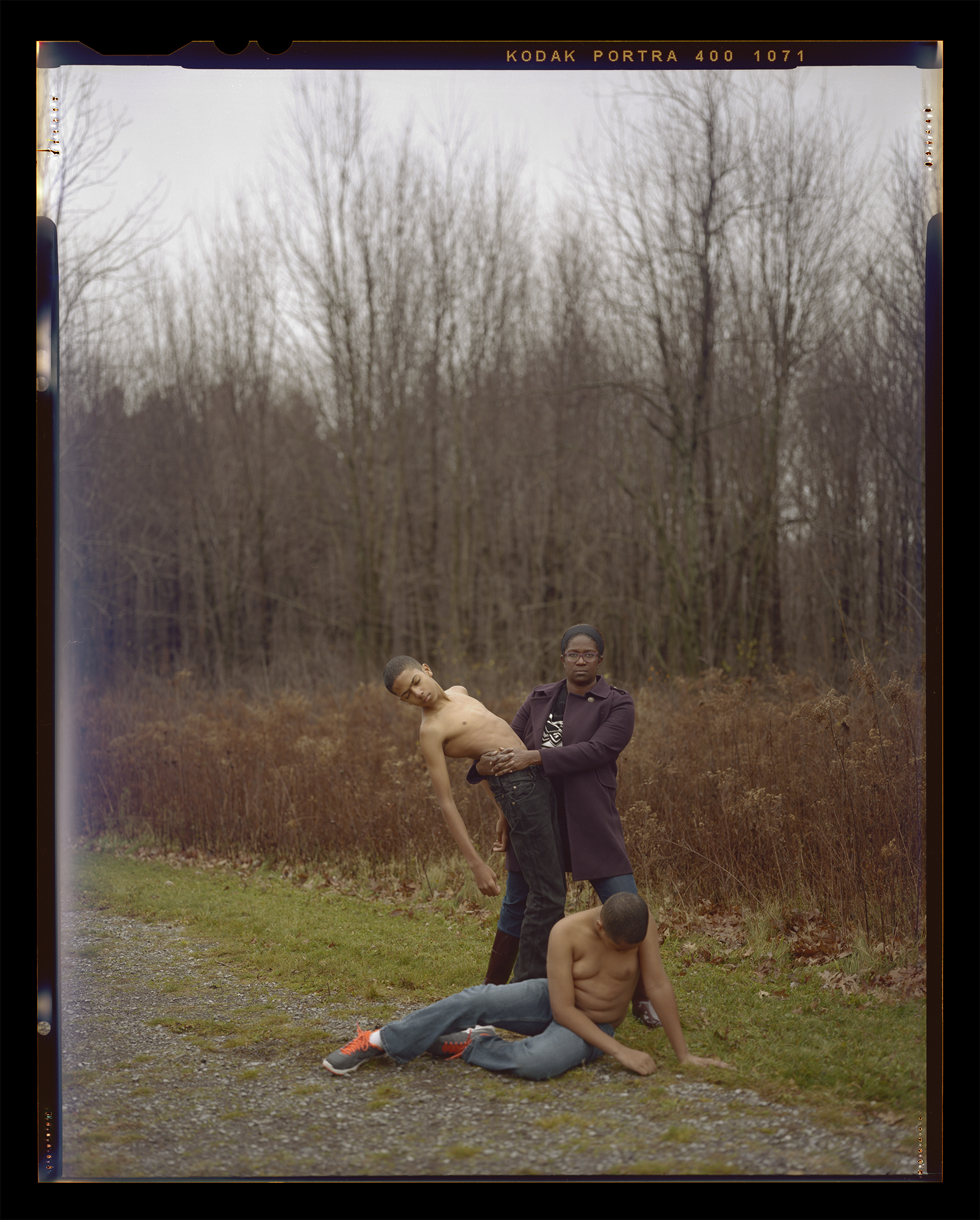 Untitled #11, Buffalo, NY 24 x 30 inches