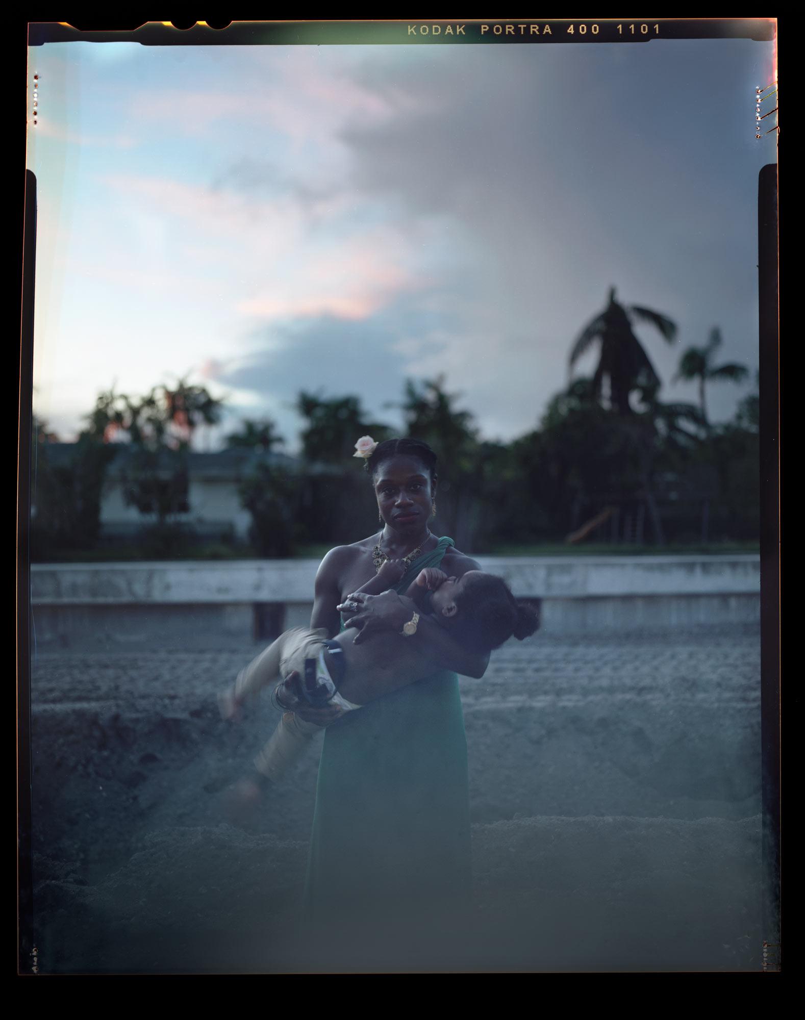 Untitled #26, Miami Beach, FL 24 x 30 inches
