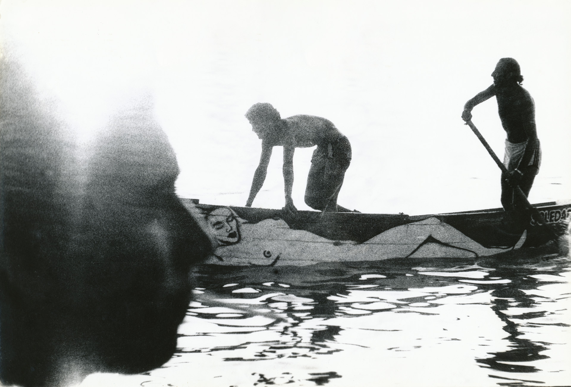 Canoa. Fotografía.