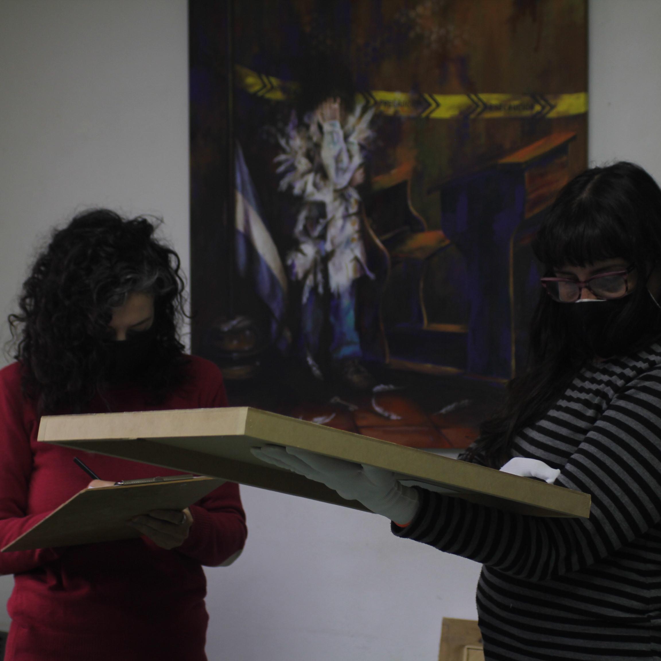Investigadoras: Julia Acosta y Verónica Moreira